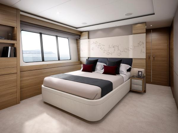 Princess M Class 35M Starboard Aft Cabin