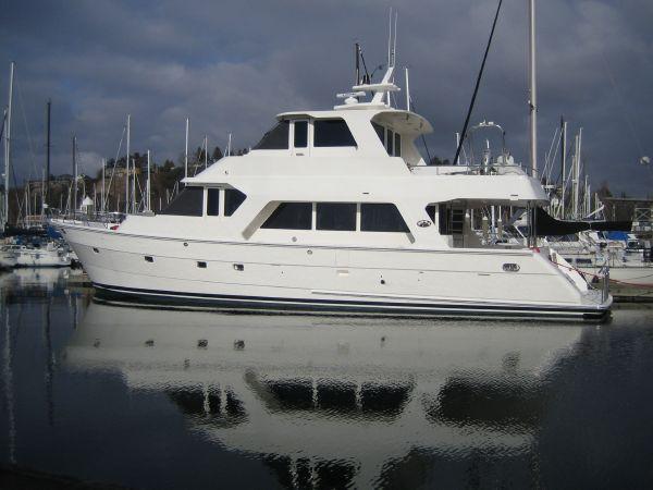 President Legend Skylounge Motoryacht President 70