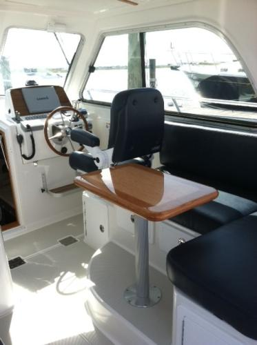 Sistership/Upper Cockpit Seating