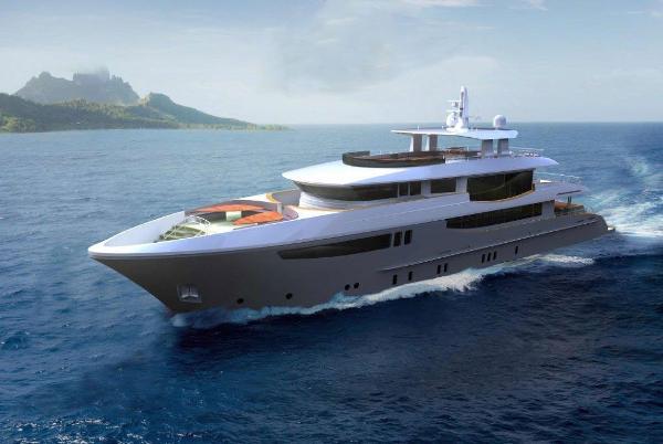 Motoryacht Custom Buılt