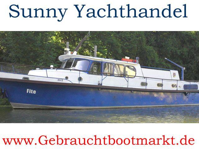 Schmidt-Werftbau Einzelanfertigung 1700