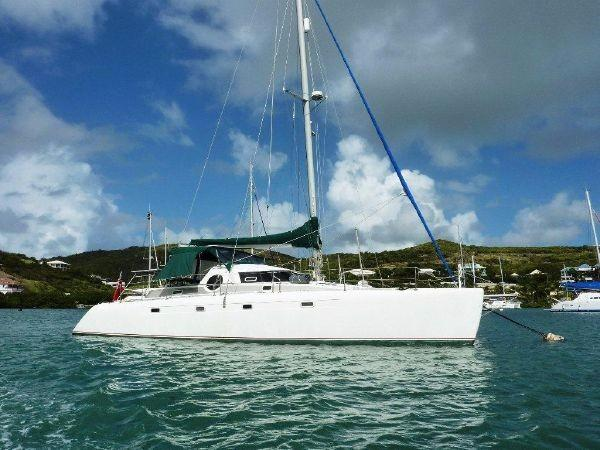 Fountaine Pajot Casamance 46