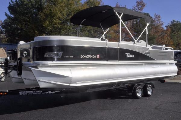 Tahoe Pontoon Cascade 2485 DRL