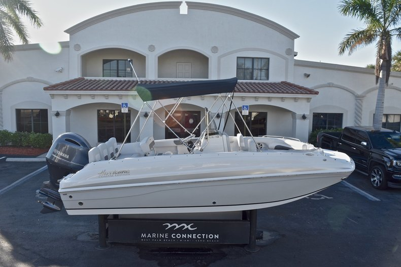 Hurricane CC19 Center Console