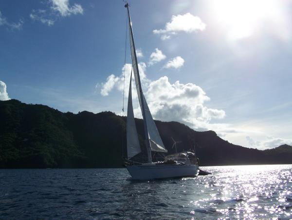 Freedom Yachts 38
