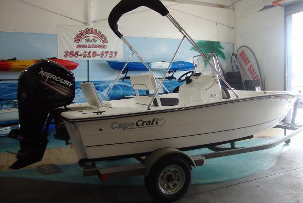 Cape Craft 180 CC