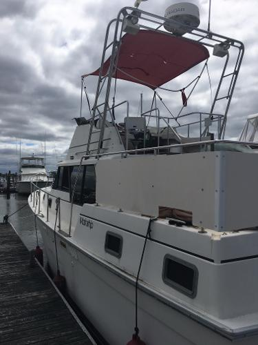 Mainship 36 Aft Cabin