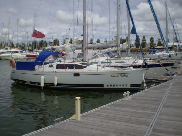 Feeling 326 di - Lift Keel Feeling 326 Lift Keel