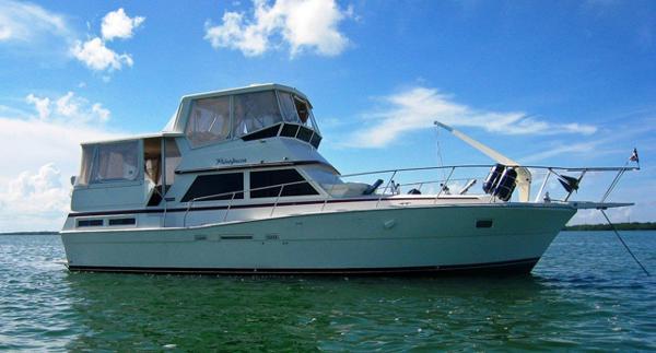 Viking  44 Aft Cabin Motor Yacht Profile