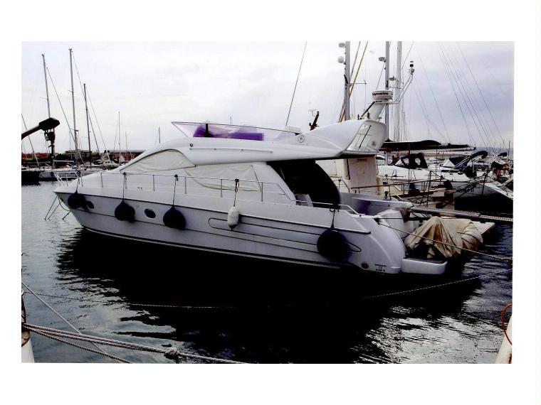 Raffaelli Yacht RAFFAELLI MAESTRALE 52'