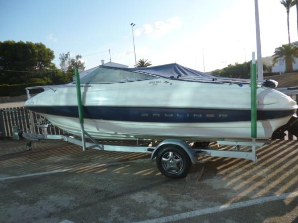 Bayliner 2052 Capri LS