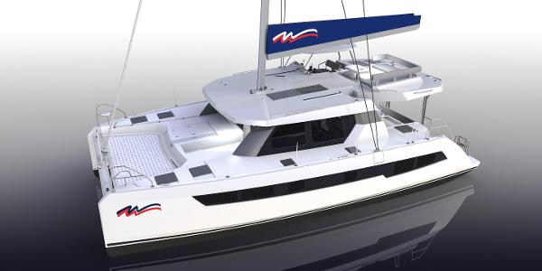 Moorings 4200 4 Cabin Manufacturer Provided Image: Manufacturer Provided Image