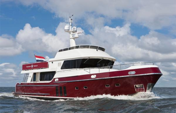 Privateer Trawler 84 Manufacturer Provided Image: Privateer Trawler 65