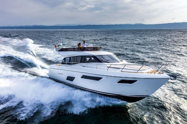 Ferretti Yachts 450 Manufacturer Provided Image