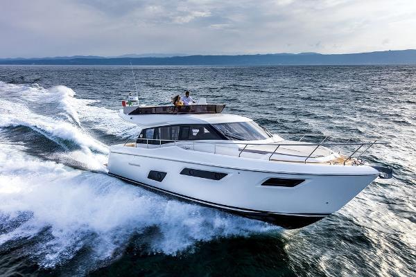 Ferretti Yachts 450 Manufacturer Provided Image