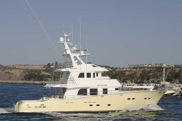 Nordhavn 75 Expedition Yachtfisher