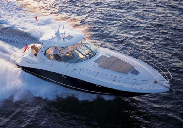 Sea Ray 44 Sundancer Manufacturer Provided Image