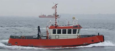 Offshore TWIN SCREW TUG General service boat/tug (2017)
