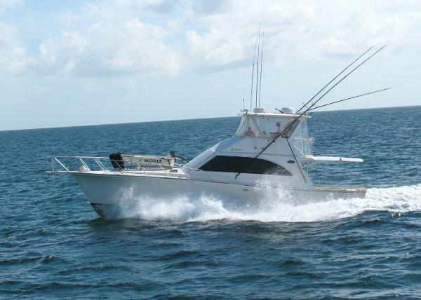 Ocean Yachts 48 Convertible Super Sport