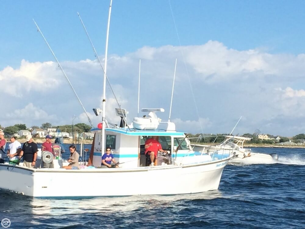 Henriques 35 Offshore Greenstick Bandit Boat 1994 Henriques 35 Offshore Greenstick Bandit Boat for sale in Freeport, NY