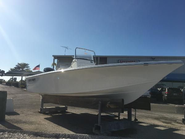 Sea-pro 208 Bay