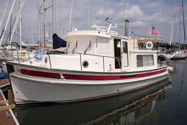Nordic Tugs 34 Cruiser GYPSY SPIRIT