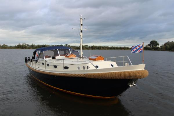 Motor Yacht Langenbergvlet 11.60