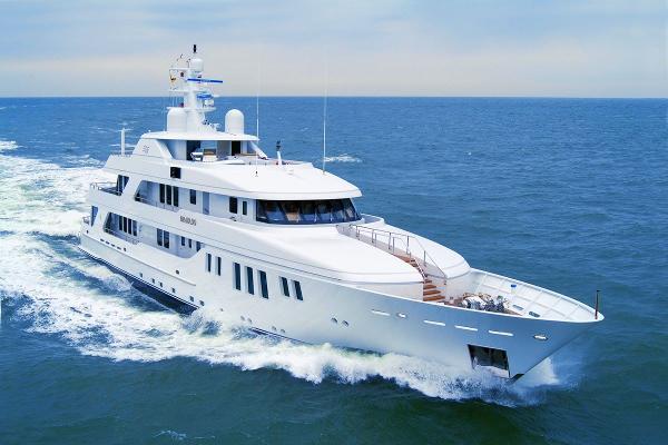 Abeking & Rasmussen Motor Yacht