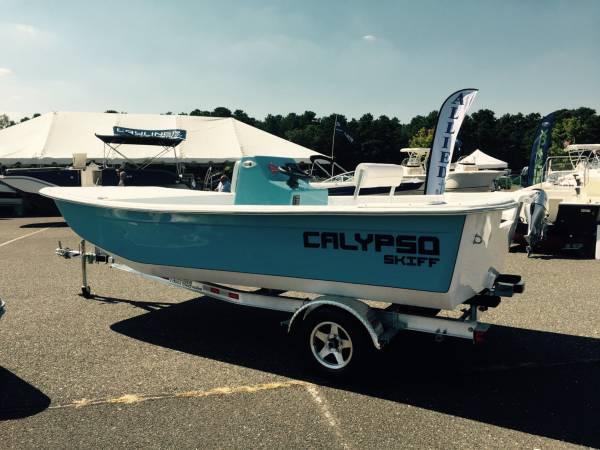 Calypso Skiff 17 DL