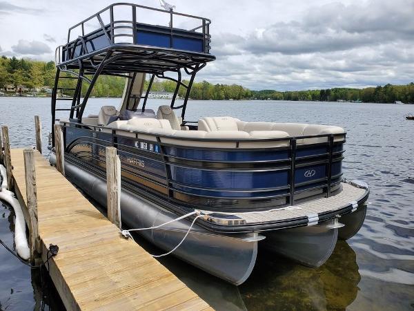 Harris Solstice 260 Recreation Deck