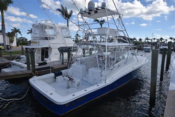 Strike 46 SPORT FISHERMAN EXPRESS