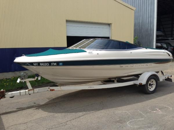 Bayliner 1850 Capri DX