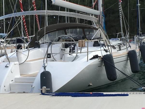 Sailboat Commodo 51