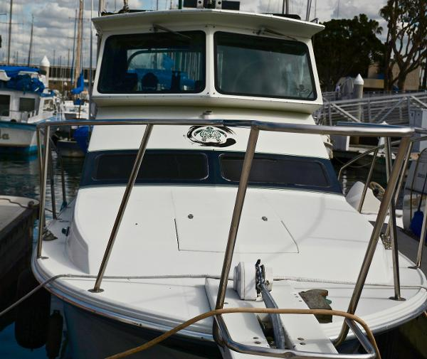 Skipjack Pilothouse