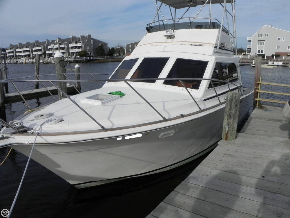 Egg Harbor Sportfish 1984 Egg Harbor Sportfish for sale in Somers Point, NJ