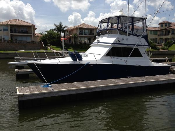 Viking 35' Convertible Sportfish