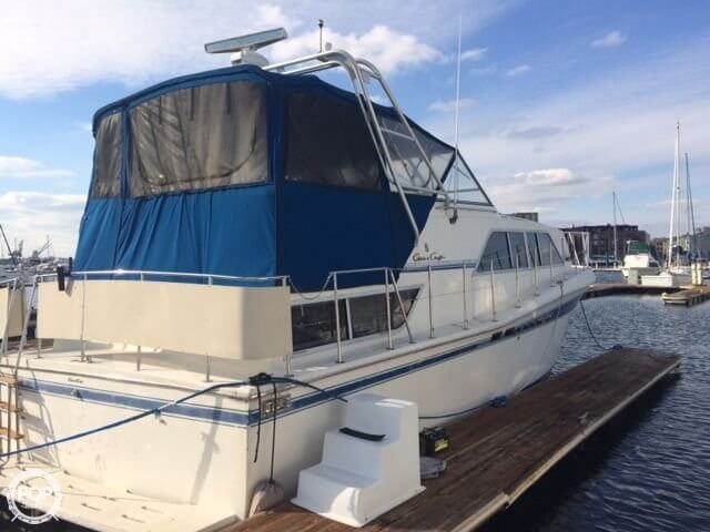 Chris-Craft Catalina 381 1985 Chris-Craft Catalina 381 for sale in Baltimore, MD