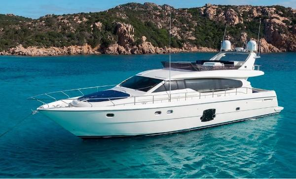 Ferretti Yachts 631
