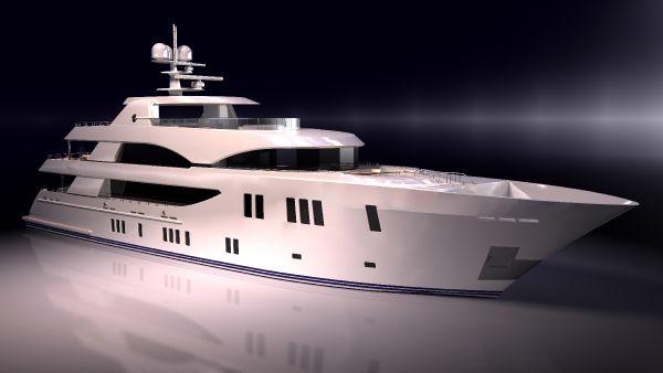 Ocean Alexander Motor Yacht Exterior