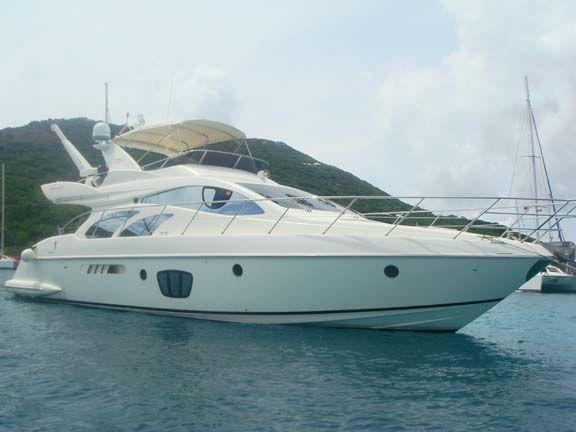Azimut 55 Azimut 55 Sailing