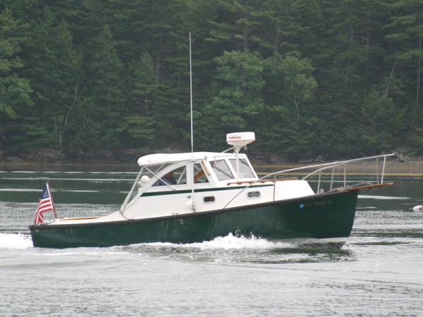 Ellis 24 Express Cruiser