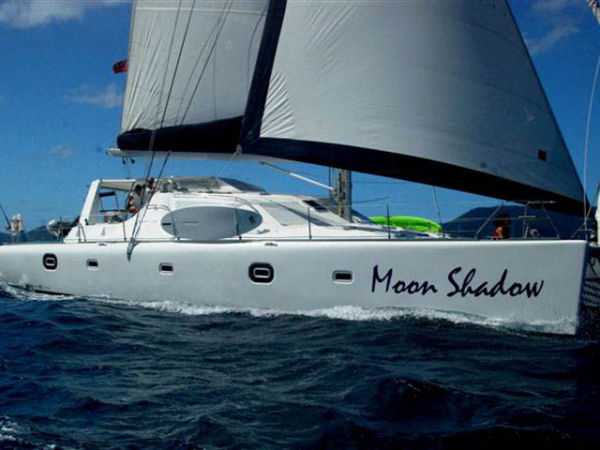 Voyage Yachts 580 Catamaran Photo 1