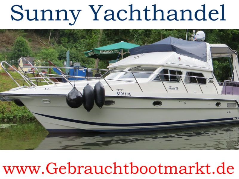 Galeon 360 Fly Inzahlungnahme mgl