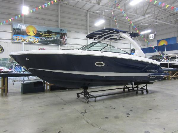 Chaparral 287 SSX IN OUR SHOWROOM