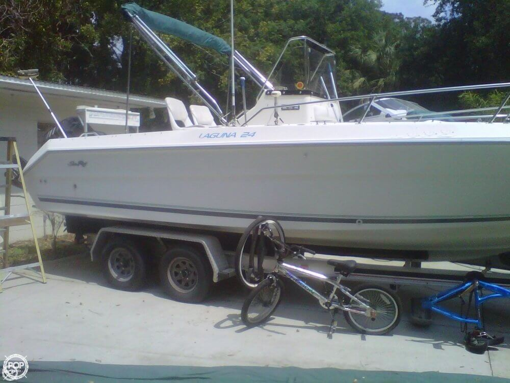 Sea Ray Laguna 24 CC 1994 Sea Ray Laguna 24 CC for sale in Ocoee, FL