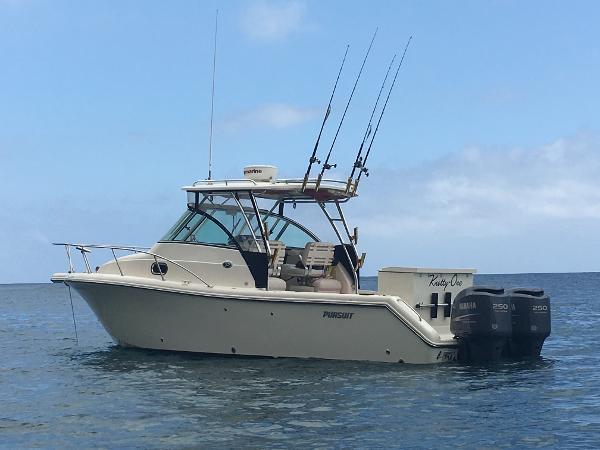 Pursuit OS 285 Offshore Pursuit OS 285 Offshore