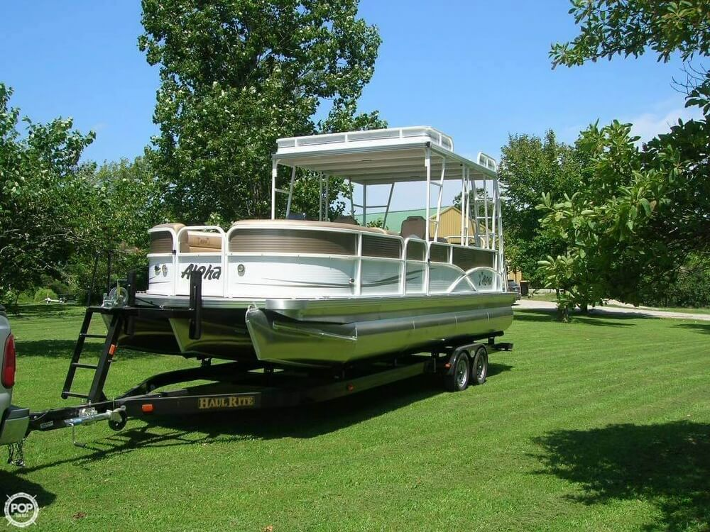 Aloha 260 TT (Tri-Toon) SD (Sun Deck) 2017 Aloha 260 TT (Tri-Toon) SD (Sun Deck) for sale in Phillipsburg, MO