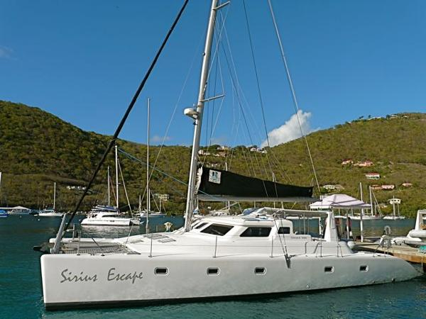 At VOYAGE Charters BVI