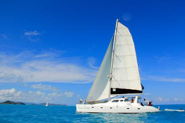 Voyage Yachts 500 Charter Version Catamaran