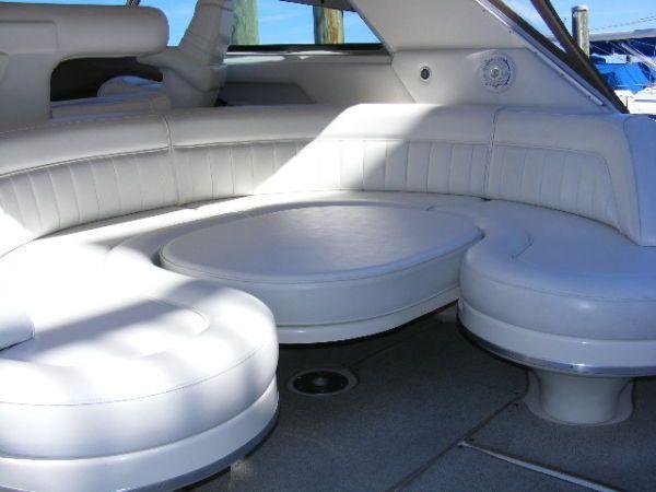 Cockpit Seating w/ Sunpad Cushion